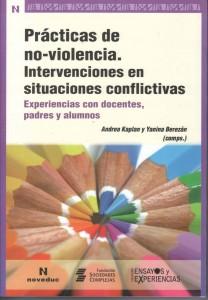 No-Violencia Tapa Prologo